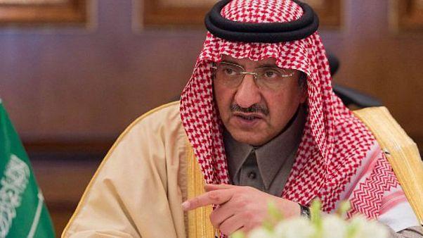 حسابهای بانکی ولیعهد پیشین عربستان مسدود شد