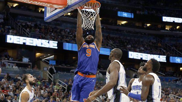 Le Magic rebondit face aux Knicks