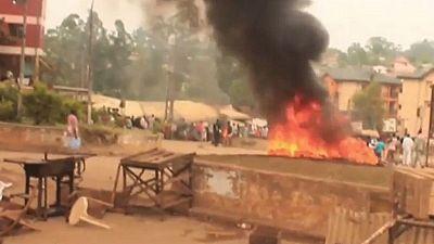 Cameroon govt says separatists behind murder of two troops in Bamenda