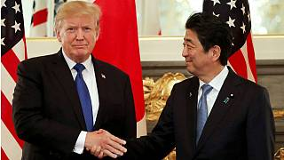 Trump said America's economy was better than Japan's and he was probably right