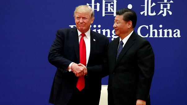 Trump blames ex-US presidents not China for 'unfair' trade