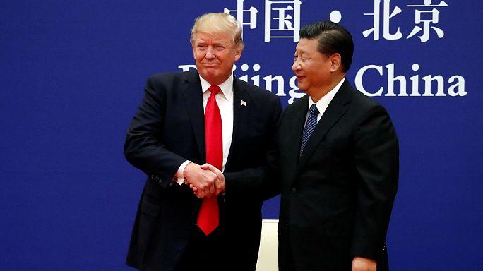 Trump veut faire pencher la balance commerciale avec Pékin