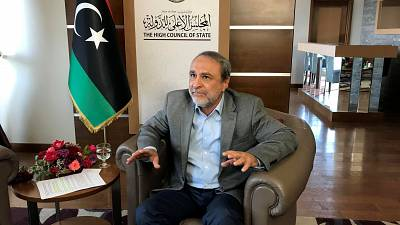 Libyan rivals split over army leadership - Tripoli parliament head
