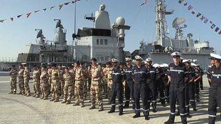 القاعدة العسكرية الفرنسية في أبوظبي
