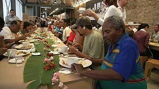 Étterem a rászorulóknak
