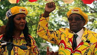 Zimbabwe - Crise au parti au pouvoir : Robert Mugabe pris à partie par les anciens combattants et Julius Malema