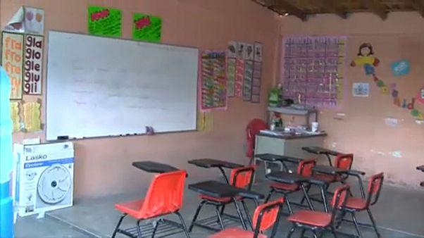 Les narcos mexicains font fermer des centaines d'écoles