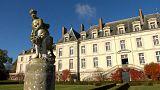 Um palácio de sonho à venda
