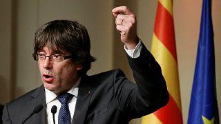 Bruselas, capital de la República catalana, según Puigdemont