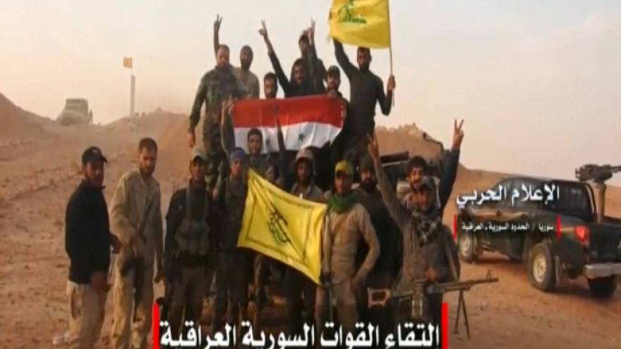 """La Siria annuncia: """"Isil è sconfitto"""""""