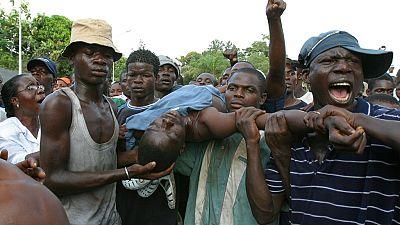 9 novembre 2004 - Tirs français à l'hôtel Ivoire : les Ivoiriens se souviennent