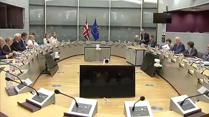 6. Runde Brexit-Verhandlungen - warten auf Fortschritte