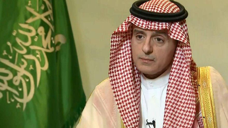 حصري - وزير الخارجية السعودي: نحاول مساعدة الشعب اللبناني للخلاص من هيمنة حزب الله