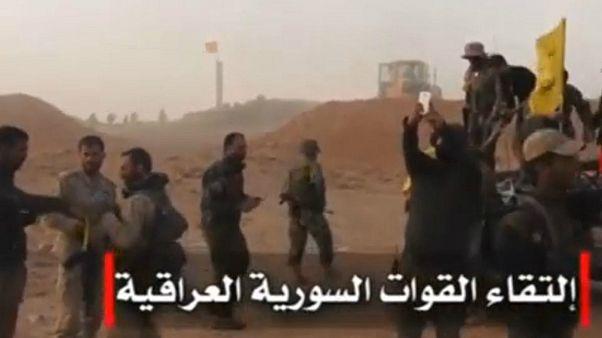ارتش سوریه آخرین پایگاه داعش را باز پس گرفت