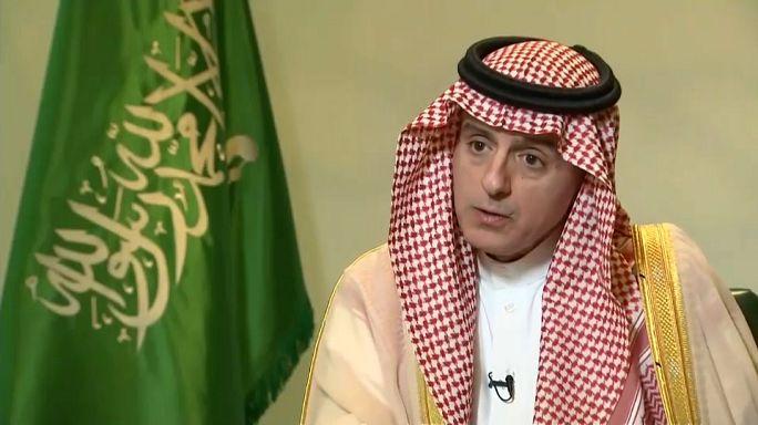 Riad exige severas sanciones internacionales contra Teherán