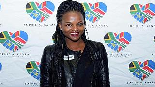 Activist Sophie Kanza wants to tackle xenophobia amongst Africans