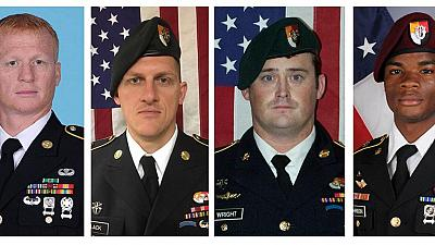 Embuscade meurtrière au Niger : l'enquête américaine bouclée en janvier 2018