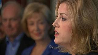 UK Cabinet reshuffle: Penny Mordaunt replaces Priti Patel as aid secretary