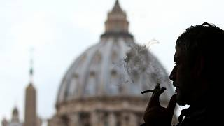 Clearing the air in The Vatican: cigarette sales to be banned