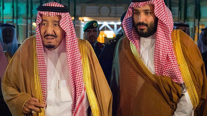 السعودية:استجواب 208 في تحقيق فساد ينطوي على 100 مليار دولار على الأقل