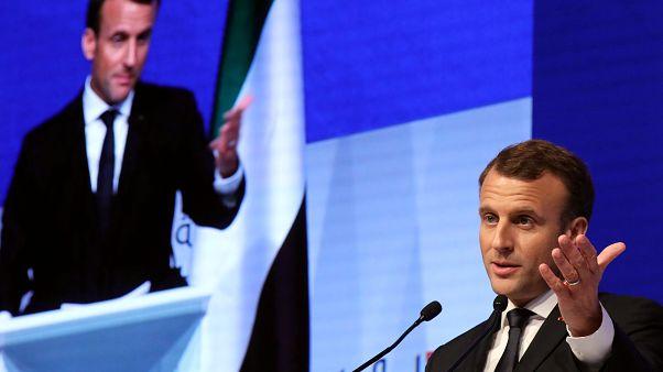 ماكرون يتوجه للسعودية لبحث قضايا المنطقة مع ولي العهد
