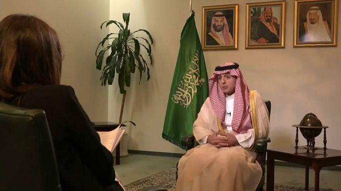 """Arábia Saudita """"está no bom caminho"""""""