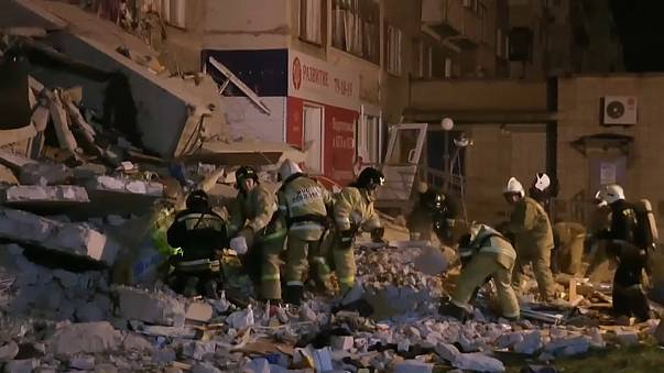 Zwei Tote bei Explosion in russischer Stadt Ischewsk