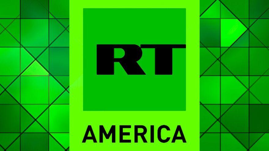 """От RT America потребовали зарегистрироваться в качестве """"иностранного агента"""""""