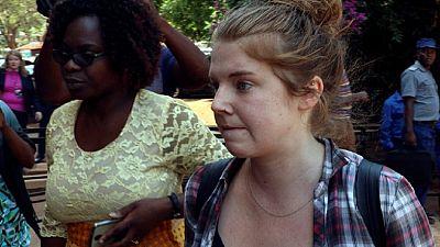 Zimbabwe : libération d'une Américaine accusée de vouloir nuire à Mugabe