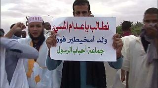 الحكم بإطلاق سراح مدون موريتاني صدر عليه حكم بالإعدام بتهمة الردة