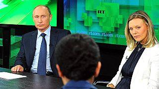 """США: RT America должен зарегистрироваться как """"иностранный агент"""""""