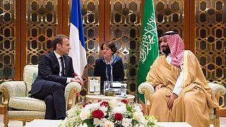 ماكرون في زيارة مفاجئة للسعودية وملف لبنان يتصدر