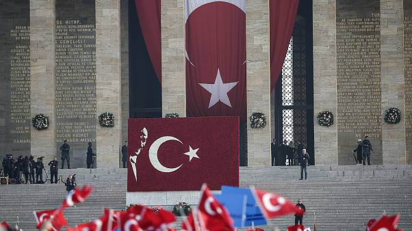 Ölümünün 79. yılında Mustafa Kemal Atatürk