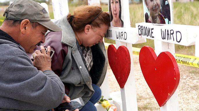 La iglesia baptista escenario de la masacre de Texas será demolida
