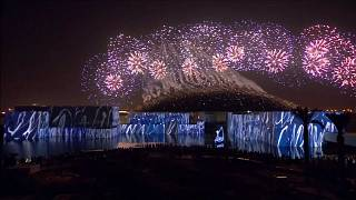 Abu Dhabi celebrates the opening of the Louvre museum