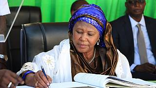 Fatoumata Jallow-Tambajang, the Gambian veep who helped oust Jammeh