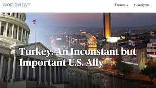 """""""Türkiye, değişken ama önemli bir müttefik"""""""
