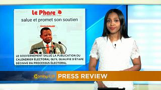 Revoir la revue de presse du 10-11-2017 [The Morning Call]
