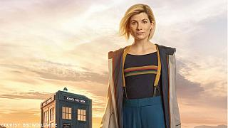 First female Dr Who's new look unveiled