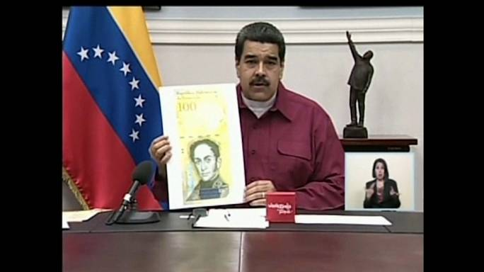 A Venezuela tem de pagar 1400M de dólares à Rússia até ao final do ano