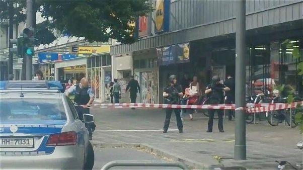 Messerstecher von Hamburg nicht wegen Terrorismus angeklagt