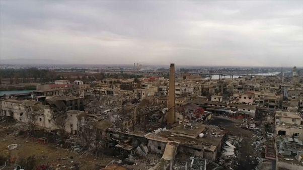 موصل عراق؛ شهری که ویران شد