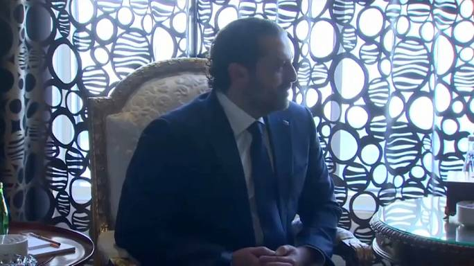 Governo libanês exige regresso de Hariri