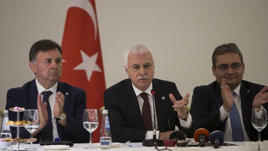 Koray Aydın: En çok oyu AK Parti'den alıyoruz