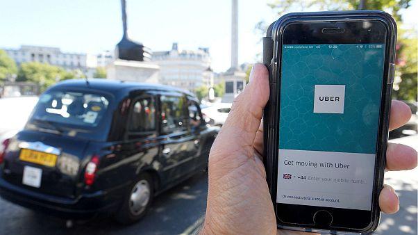 Uber pierde un caso histórico de derechos laborales en Reino Unido