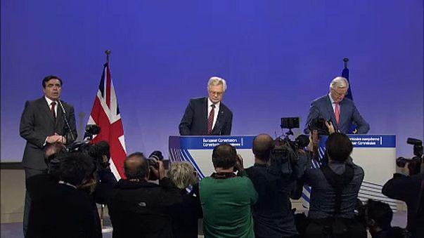 البريكسيت..بعد الجولة السادسة من المفاوضات ..الخلاف قائم بشأن المسائل العالقة