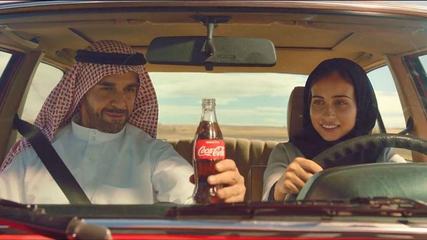 كوكاكولا للمرأة السعودية.. للتغيير طعم