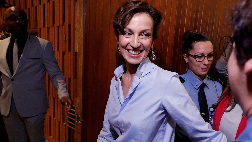 Neue UNESCO-Chefin ist Franko-Marokkanerin Audrey Azoulay (45)