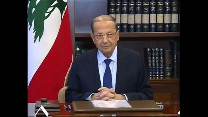 """عون للسعودية: """" ظروف استقالة الحريري غير مقبولة"""""""