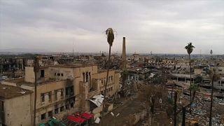 Megrendítően néz ki most Moszul
